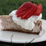 Daring Baker Cheesecake