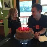 I Love Birthday Cake