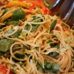 Pasta Salad With a Thai Twist