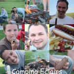Camping Eclairs