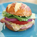 The Sam's Ham Sammie