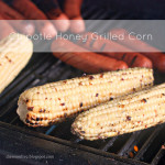 Chipotle Honey Grilled Corn