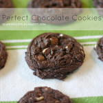 Perfect Chocolate Cookies