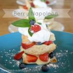 Berry Napoleon