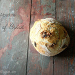 THE Loaf! Fig Walnut and Blue Cheese Peasant Bread